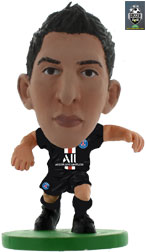 Angel Di Maria Paris St Germain Home (2019/20) Soccerstarz