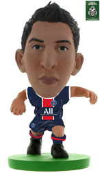 Angel Di Maria Paris St Germain Home (2020.21) Soccerstarz