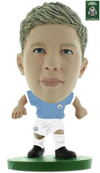 Kevin De Bruyne Manchester City Home (Classic) Soccerstarz