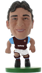 Nikica Jelavic West Ham United Home (2015/16) Soccerstarz