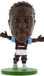 Victor Moses West Ham United Home (2015/16) Soccerstarz