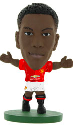 Anthony Martial Manchester United Home (2016/17) Soccerstarz