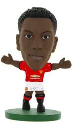 Anthony Martial Manchester United Home (2017/18) Soccerstarz