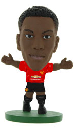 Anthony Martial Manchester United Home (2018/19) Soccerstarz