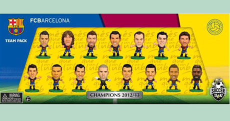 La Liga 2013 Winners Celebration Pack