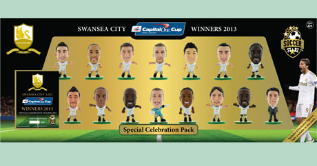 Capital One Cup 2013 Winners Celebration Pack