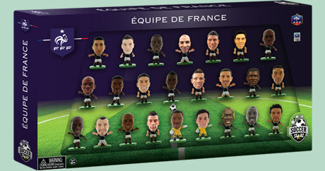 France 24 Player World Cup 2014 Celebration Box Set