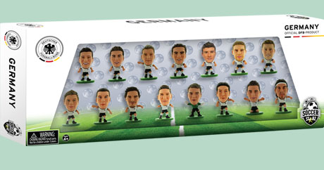 Germany 15 Player World Cup 2014 Celebration Box Set