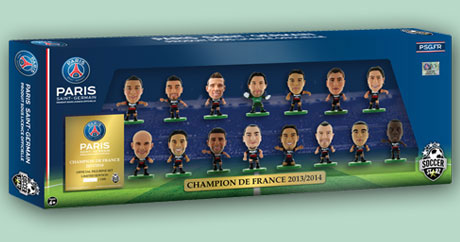 Ligue 1 2014 Winners Celebration Pack