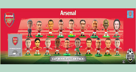 FA Cup 2014 Winners Celebration Pack