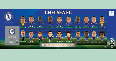 Premier League 2015 Winners Celebration Pack