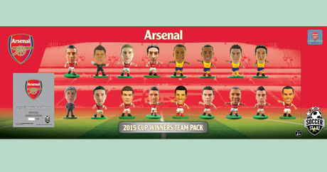 FA Cup 2015 Winners Celebration Pack