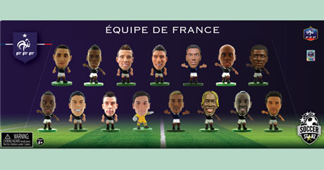 France 15 Player EURO 2016 Celebration Box Set