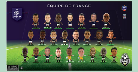 France 24 Player EURO 2016 Celebration Box Set