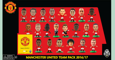 Limited Edition 2016/17 Squad Pack