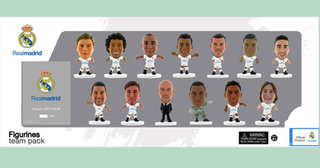 Limited Edition 2017/18 WHITE BASE Squad Pack